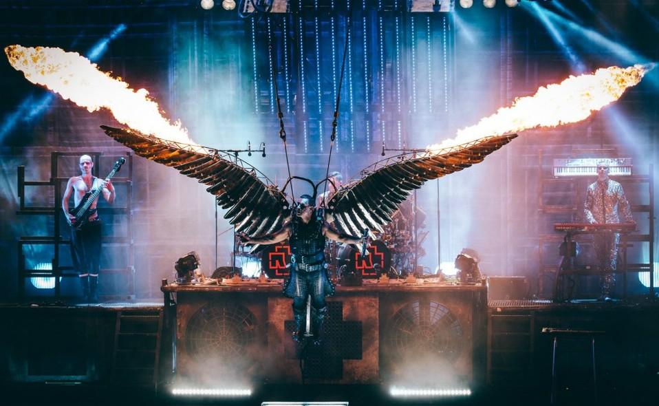¿Cuánto cuestan los boletos para ver a Rammstein?