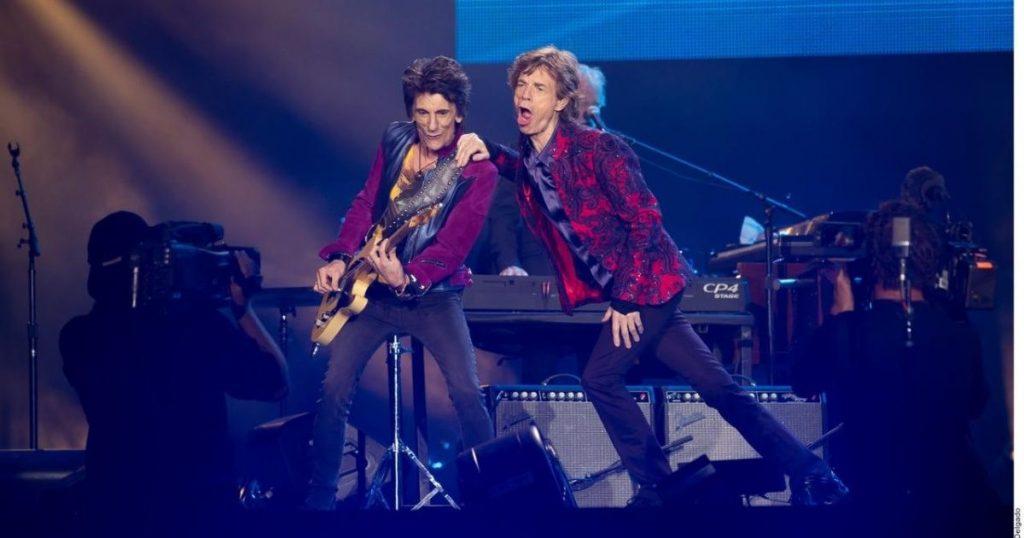 Los Rolling Stones regresan a rockear en los escenarios