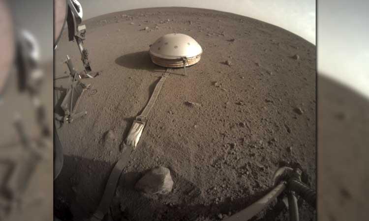 Tecnología y Ciencia En Marte también tiembla, confirma explorador InSight de la NASA La NASA confirmó
