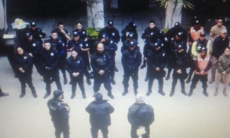 Temen vínculos con narco: desarman a policías de San Juan de los Lagos