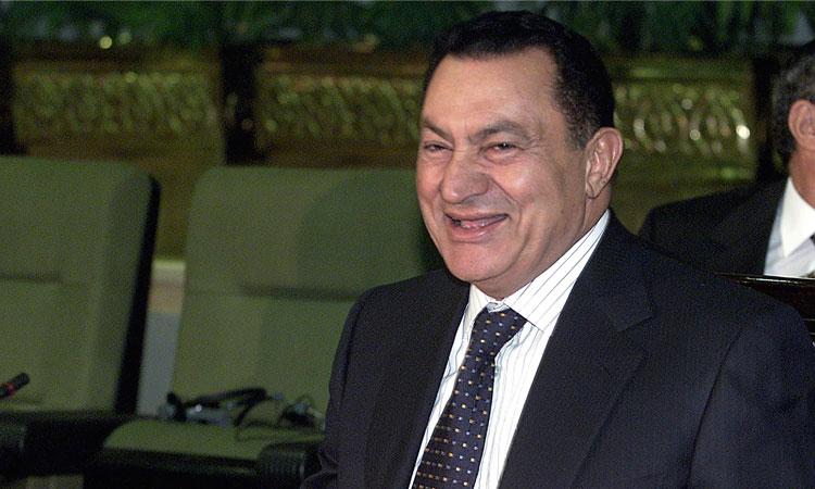 Muere a los 91 años el expresidente de Egipto Hosni Mubarak