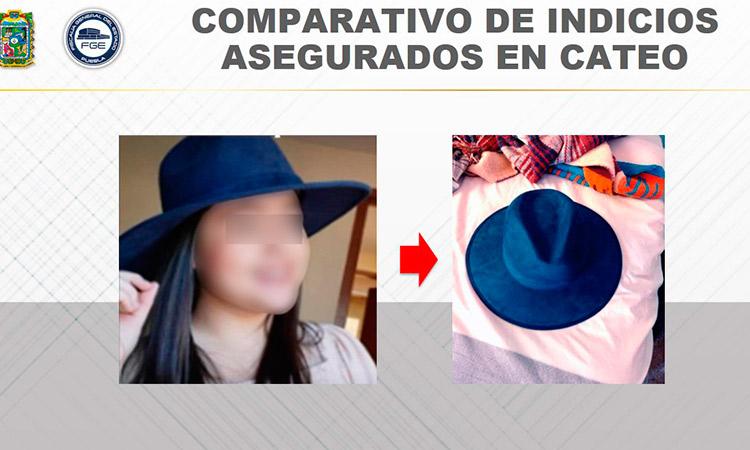 Sombrero de Ximena podría ser el móvil en crimen de estudiantes: Fiscal