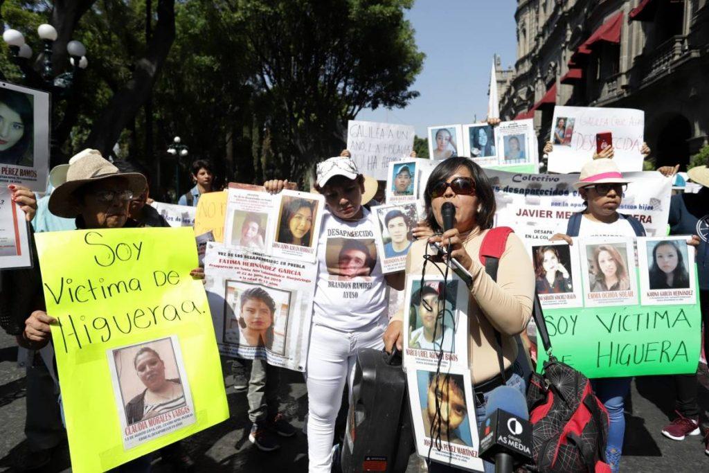 Suman 143 desaparecidos en Puebla; localizan a 40