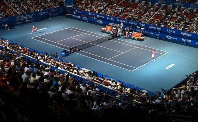 Abierto Mexicano de Tenis: Malas mañas aparecen | El Universal