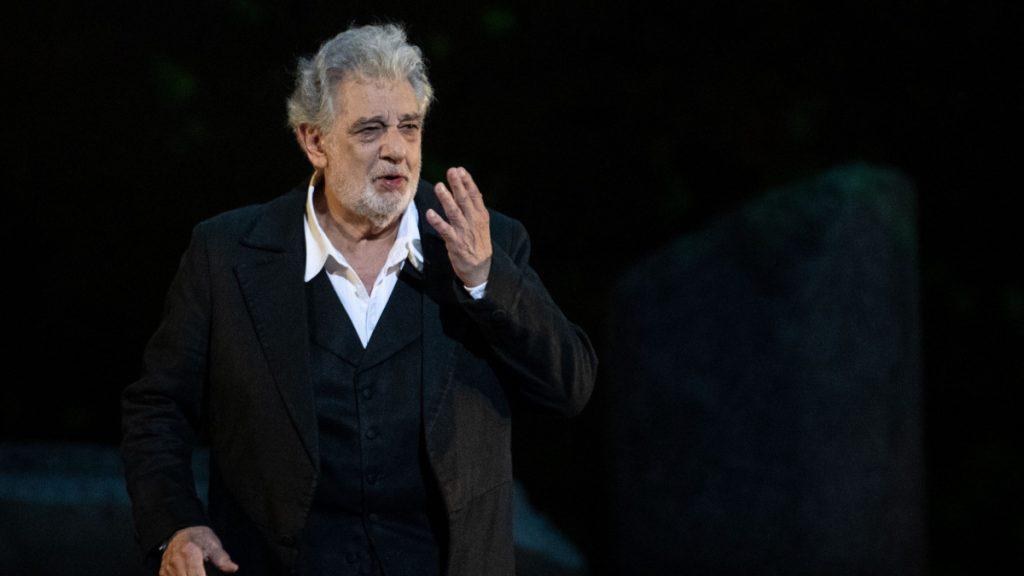 Cancelan todas las actuaciones de Plácido Domingo en España