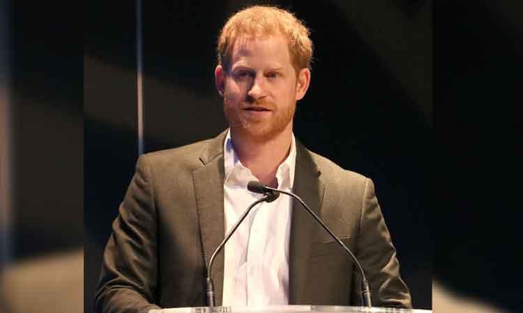 """El príncipe Harry pide que ahora sólo lo llamen """"Harry"""""""