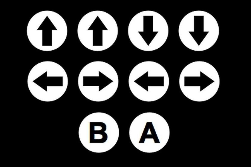 """La fascinante historia del """"Código Konami"""", la secuencia de botones más famosa en la historia de los…"""