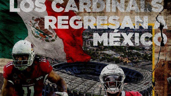 Cardinals anuncian que jugarán en México en el 2020
